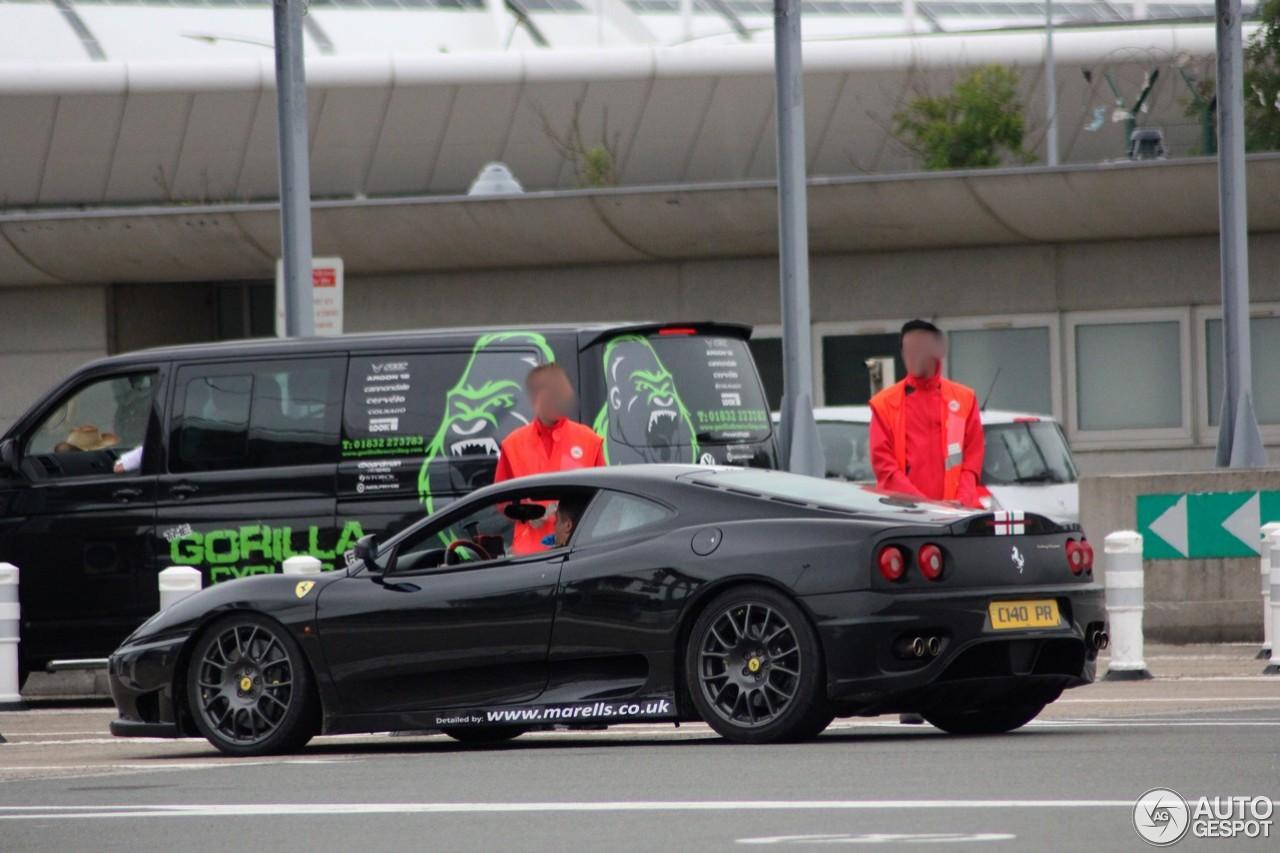 Ferrari Challenge Stradale 10