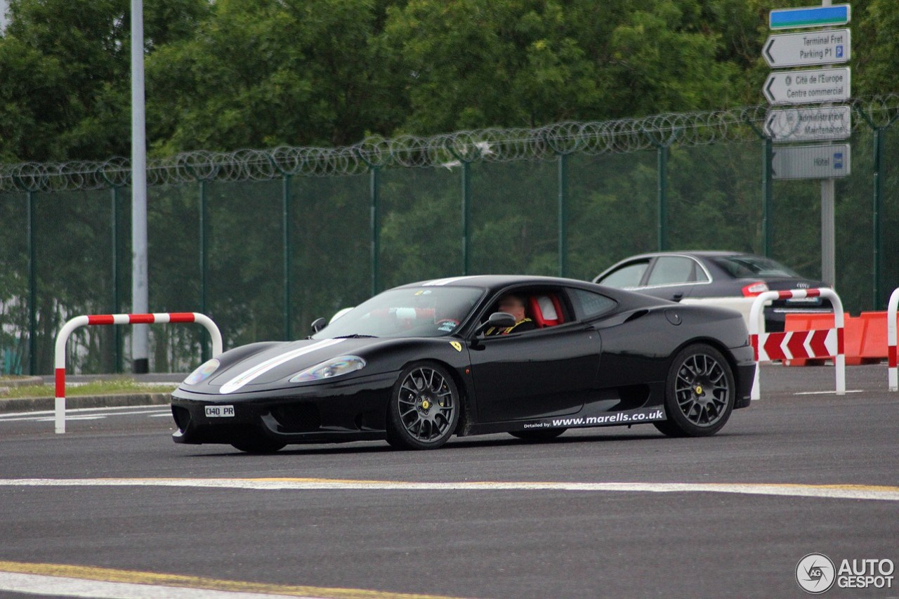 Ferrari Challenge Stradale 4