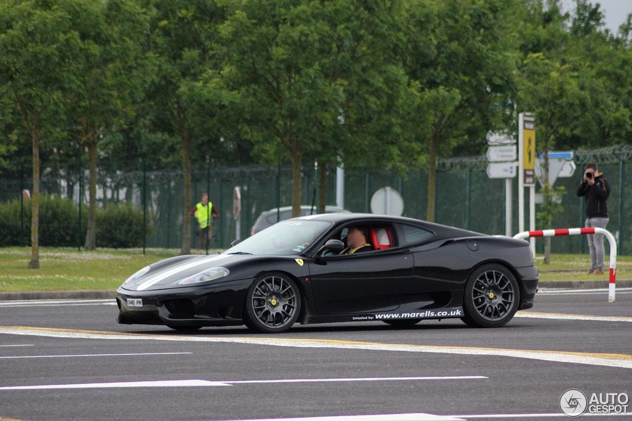 Ferrari Challenge Stradale 5
