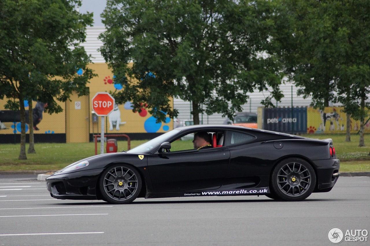 Ferrari Challenge Stradale 7