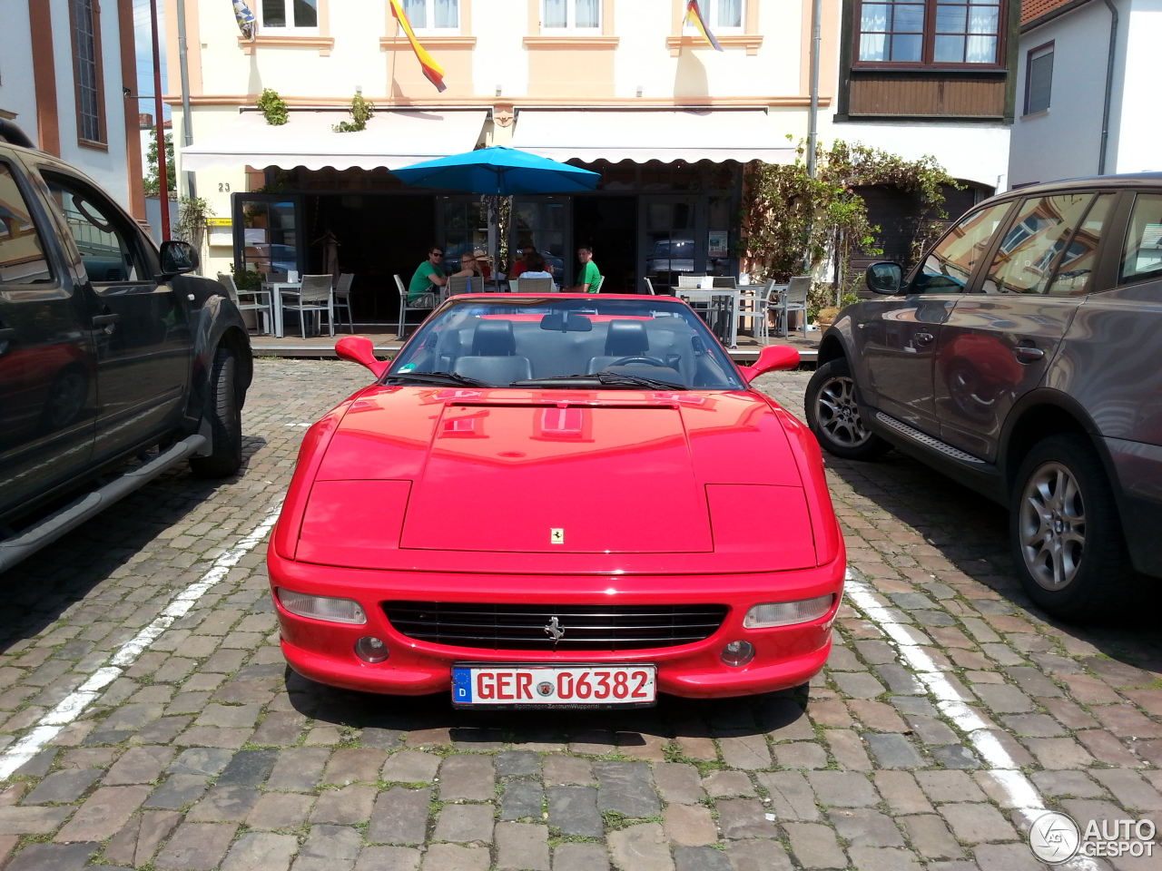 ferrari f355 spider 1 january 2016 autogespot. Black Bedroom Furniture Sets. Home Design Ideas