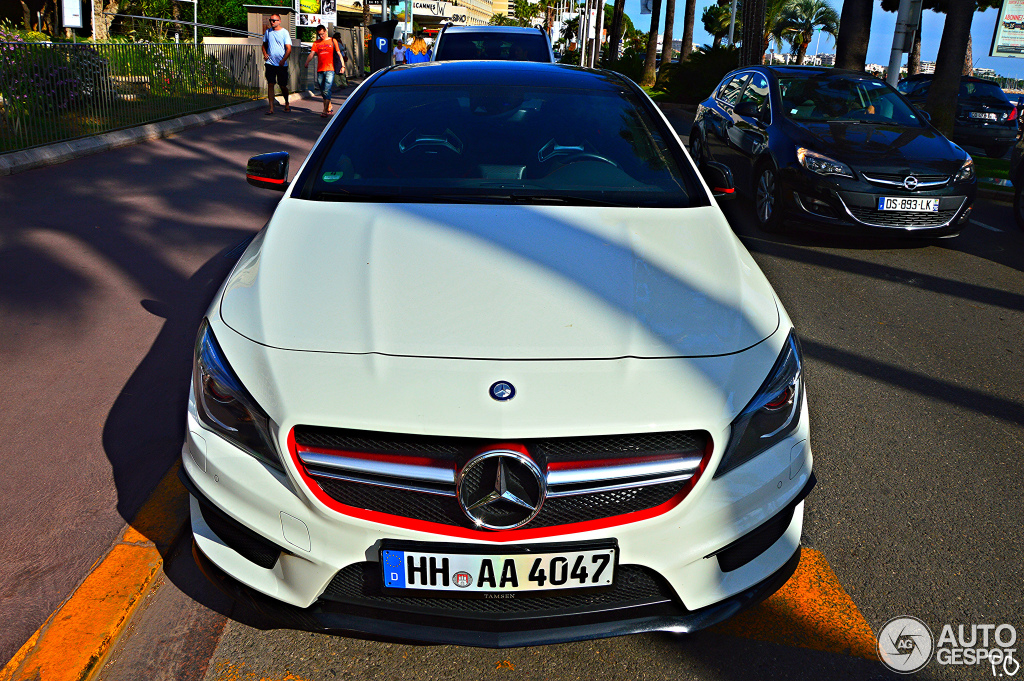 mercedes-benz cla 45 amg edition 1 c117 - 1 january 2016 - autogespot