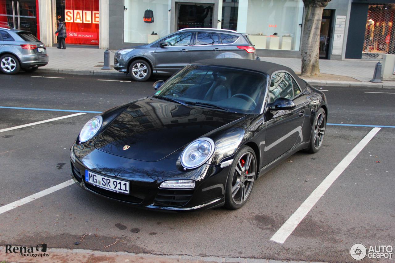 Porsche 997 Carrera S Cabriolet MkII 10
