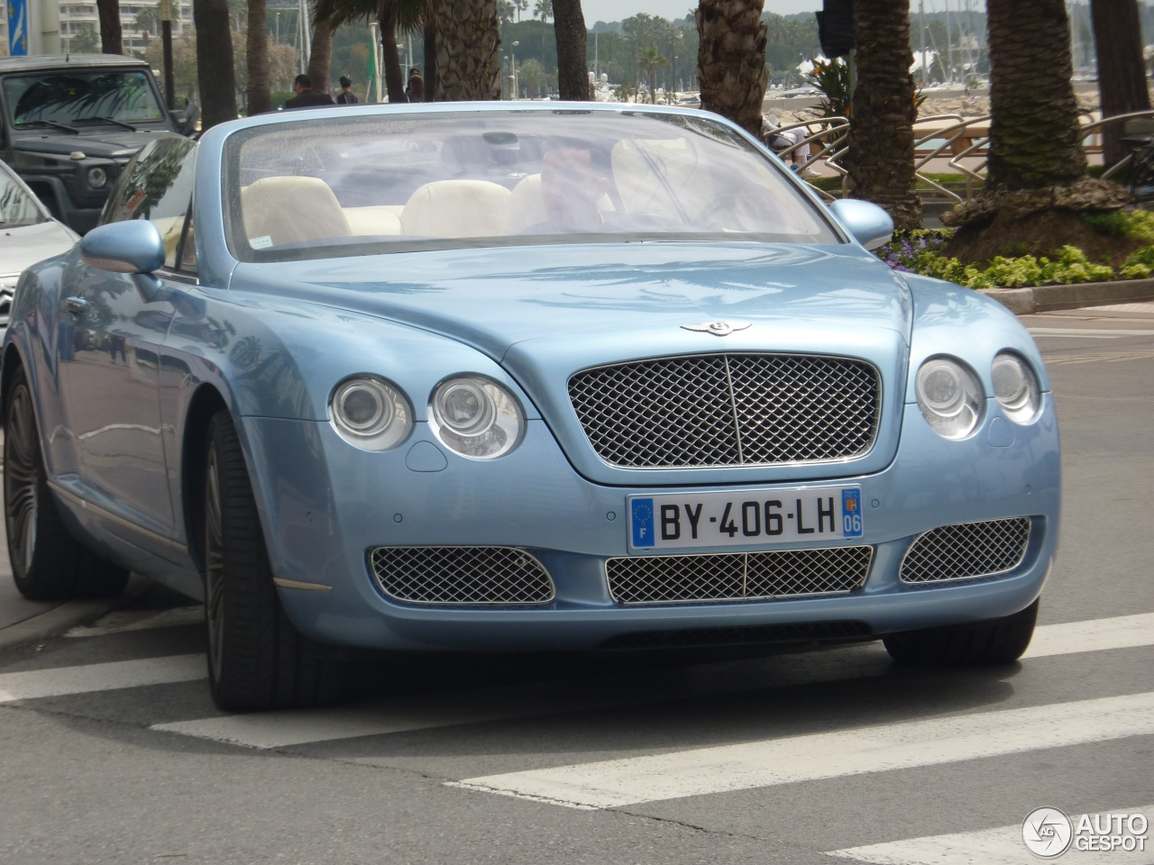 Bentley Continental GTC Speed 2