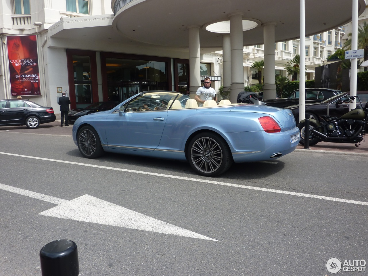 Bentley Continental GTC Speed 4