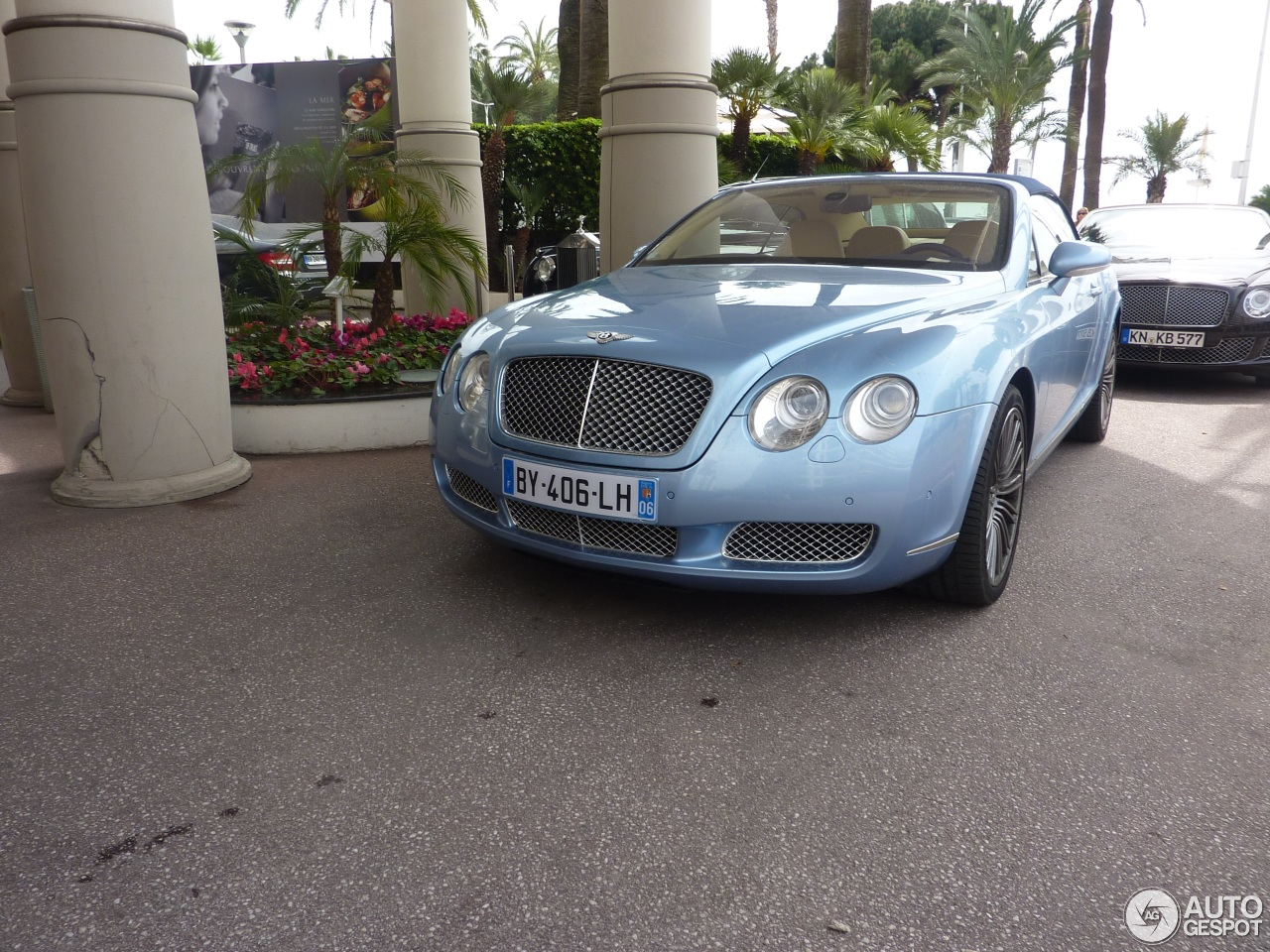 Bentley Continental GTC Speed 5