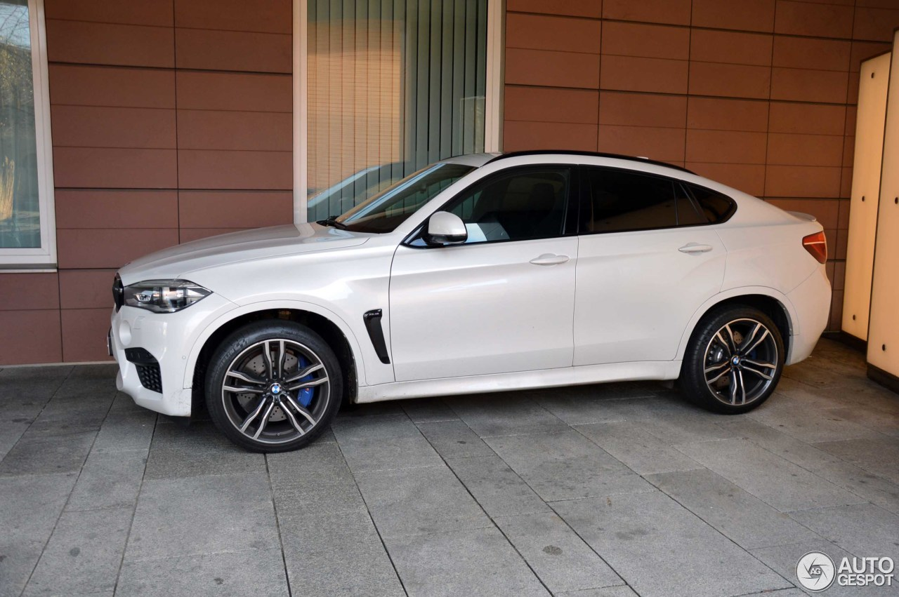 Bmw X6 M F86 2 January 2016 Autogespot