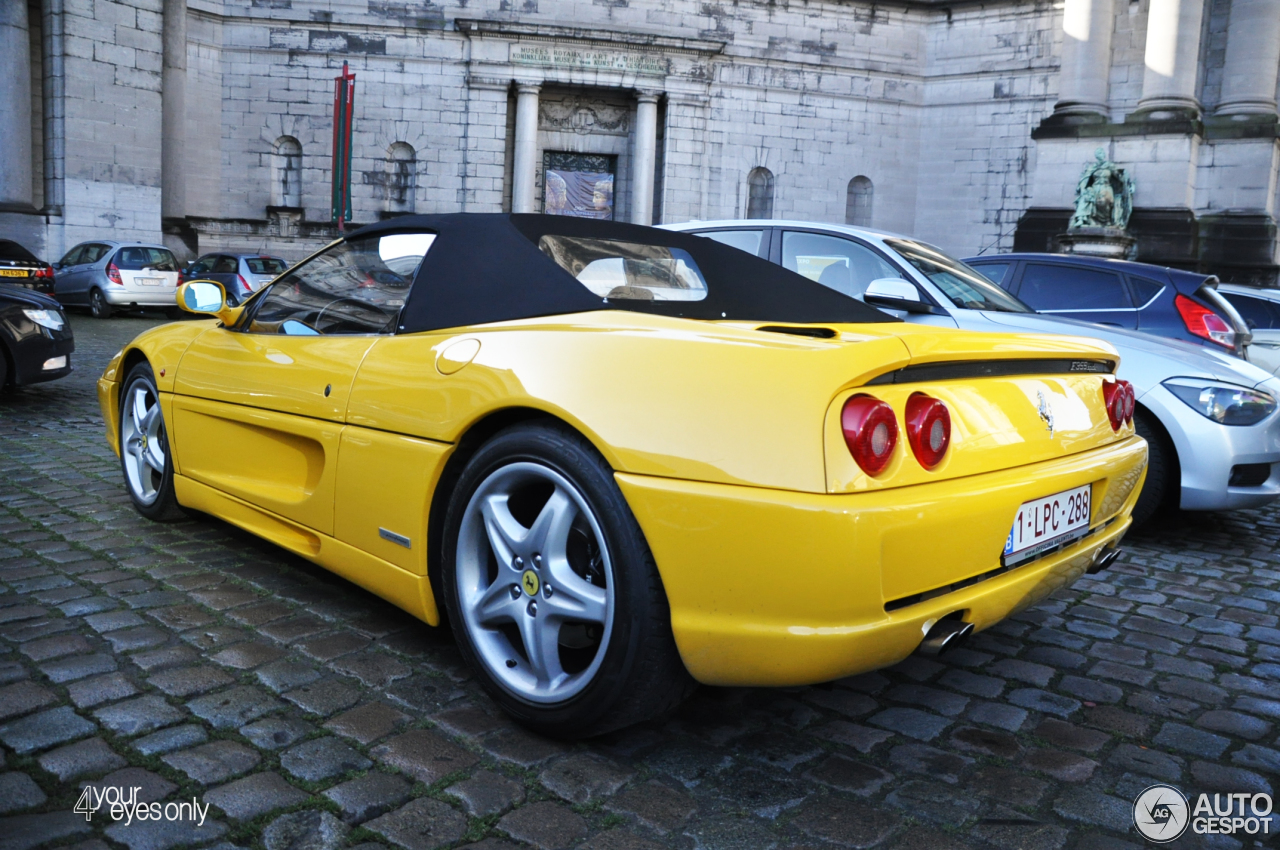 ferrari f355 spider 2 january 2016 autogespot. Black Bedroom Furniture Sets. Home Design Ideas