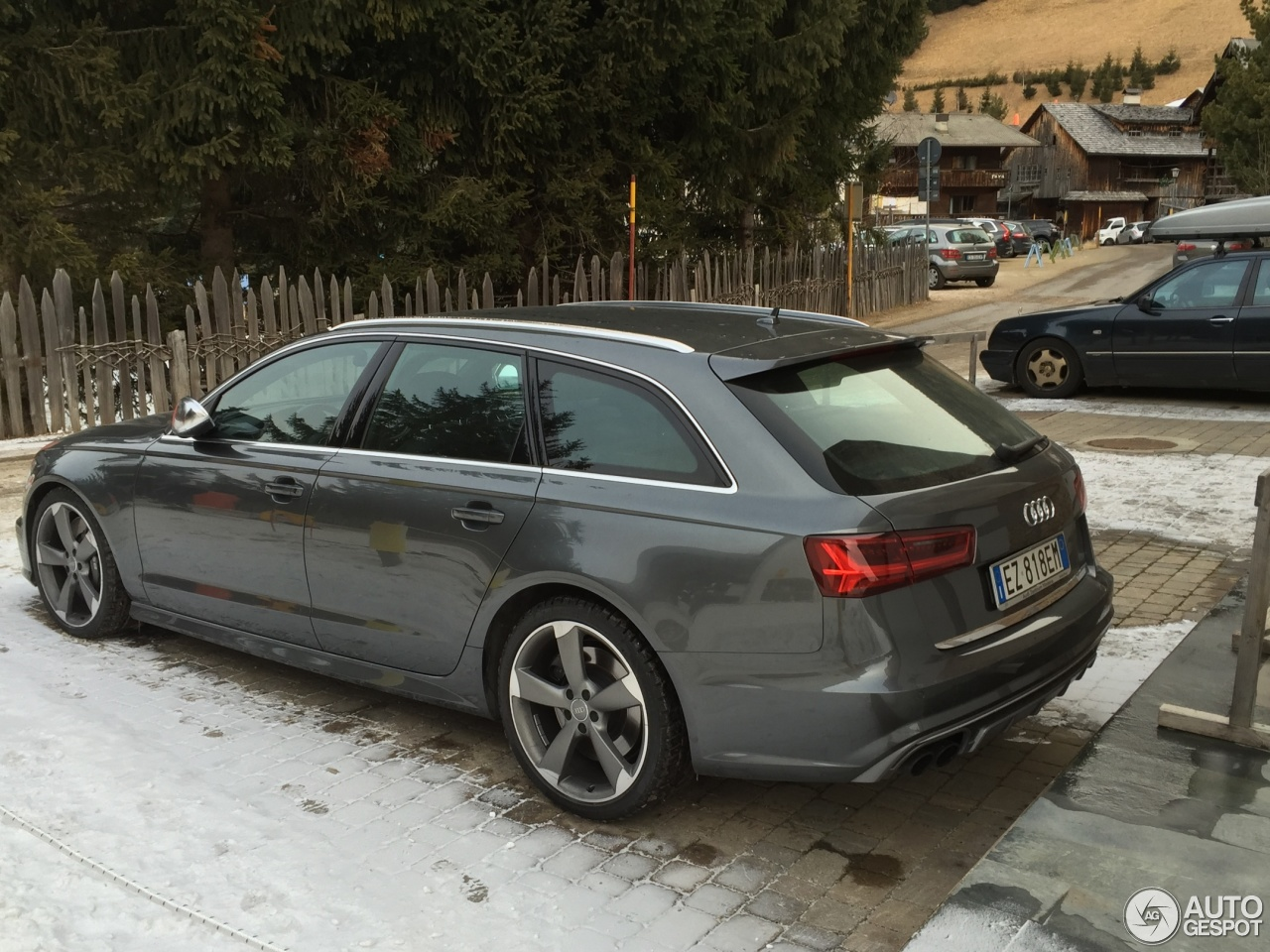 Audi S6 Avant C7 2015 3 January 2016 Autogespot
