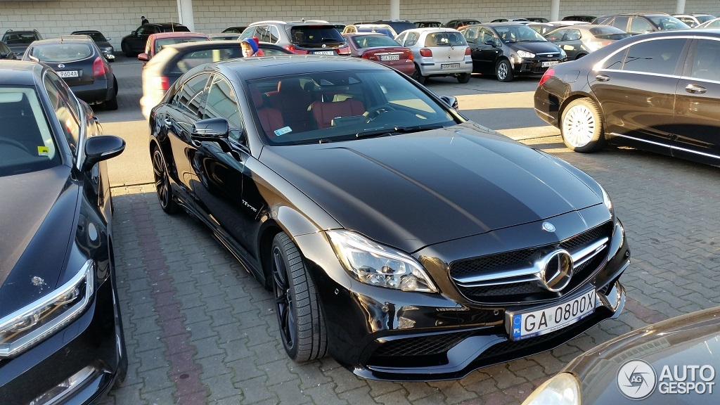 mercedes benz cls 63 amg s c218 2015 3 january 2016 autogespot. Black Bedroom Furniture Sets. Home Design Ideas
