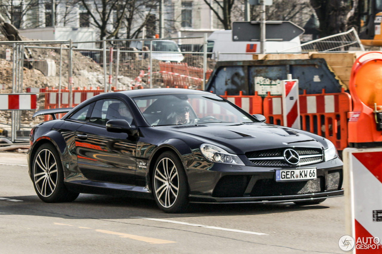 Mercedes benz sl 65 amg black series 3 january 2016 autogespot