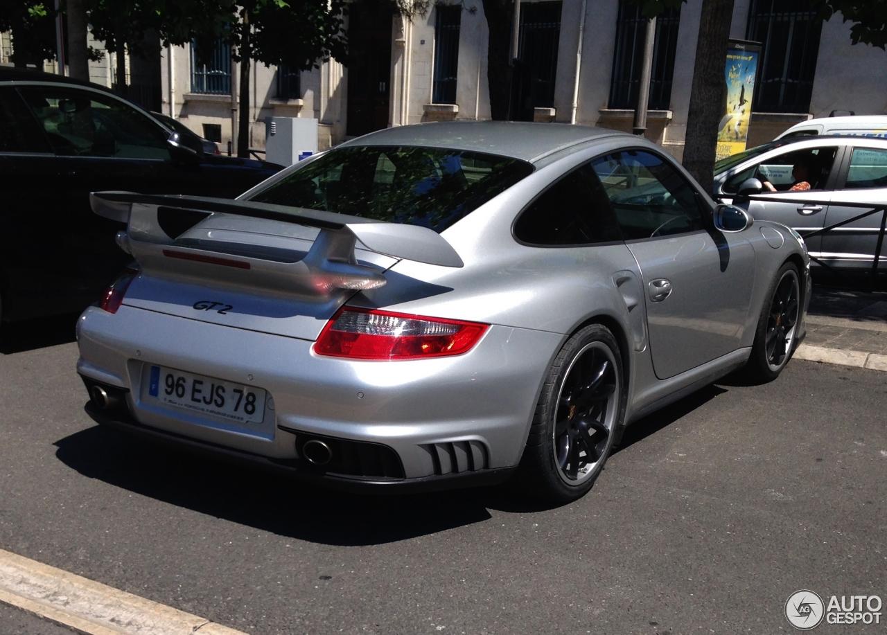 Porsche 997 GT2 1