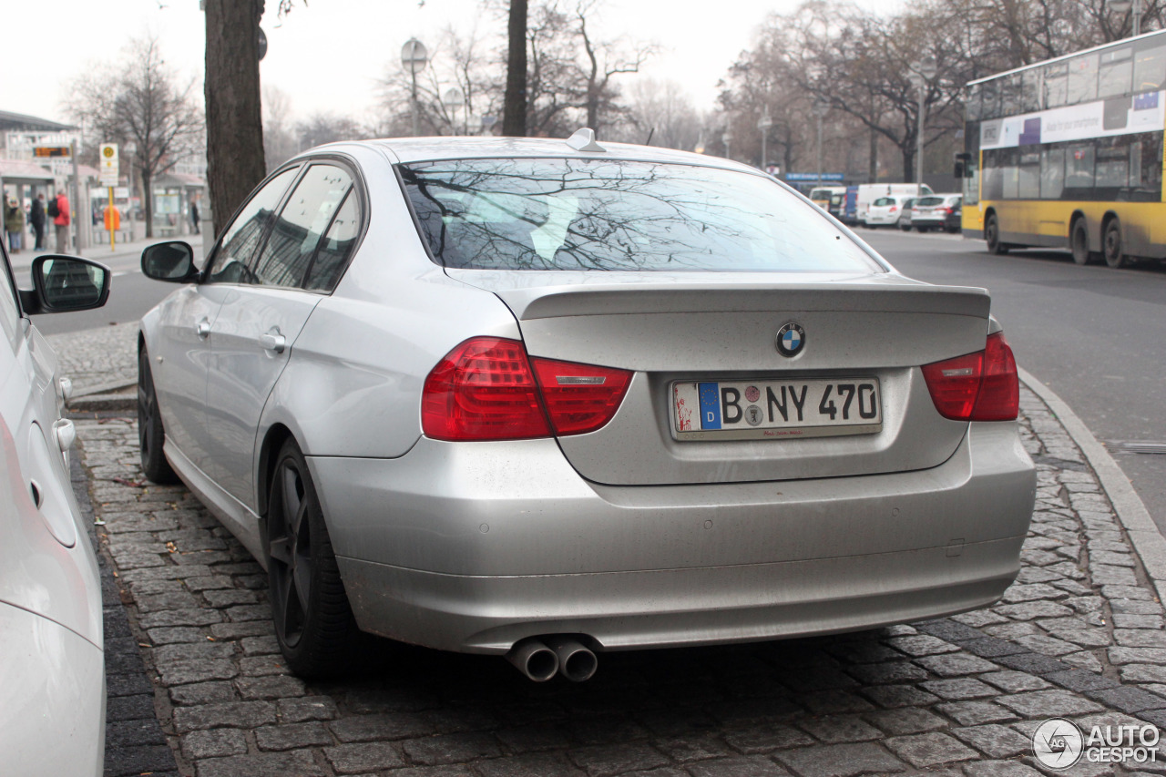 Alpina D3 Bi-turbo Sedan 2009 3