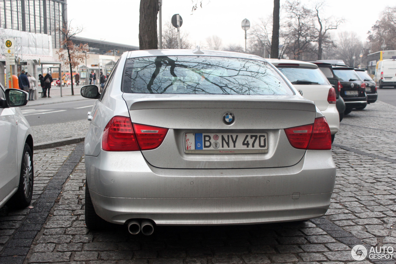 Alpina D3 Bi-turbo Sedan 2009 4