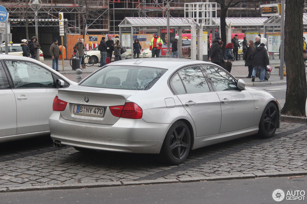 Alpina D3 Bi-turbo Sedan 2009 5
