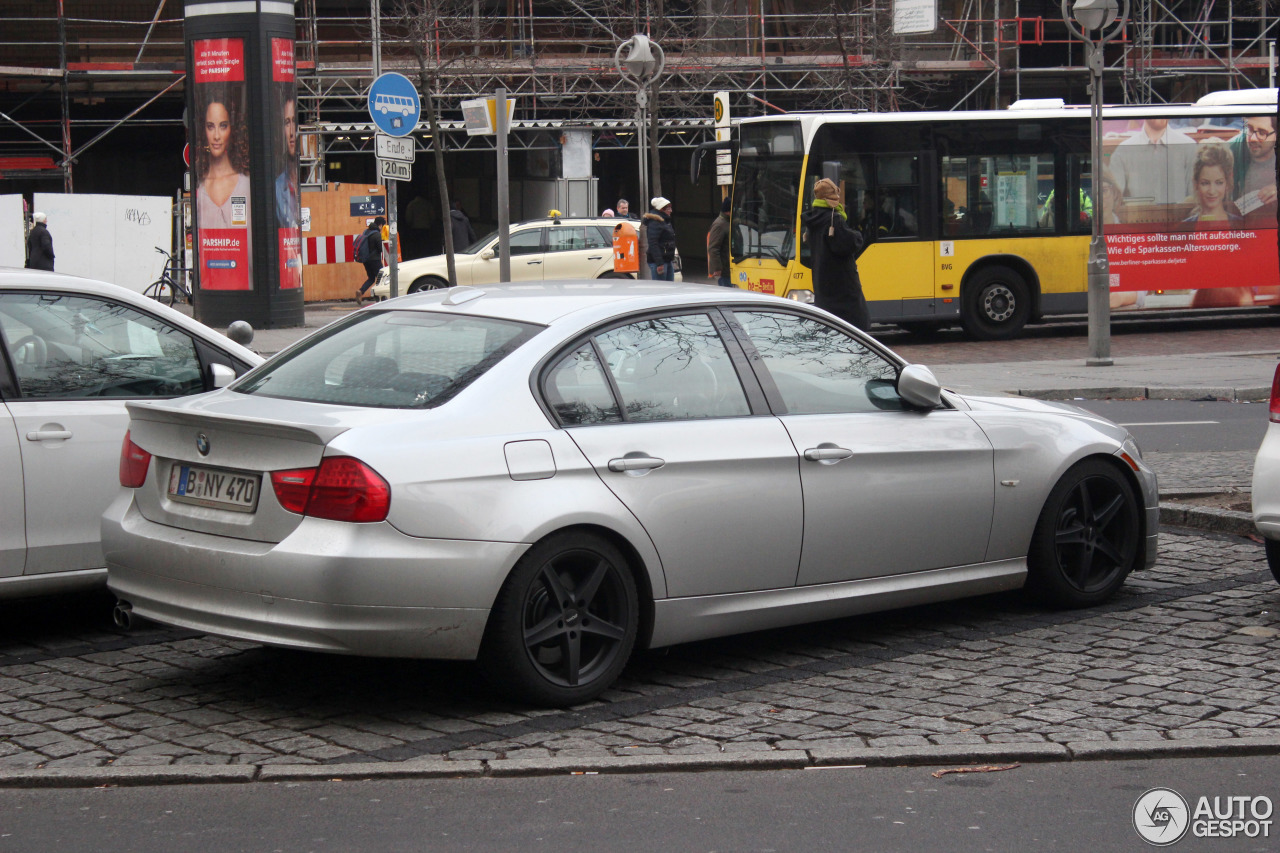 Alpina D3 Bi-turbo Sedan 2009 6