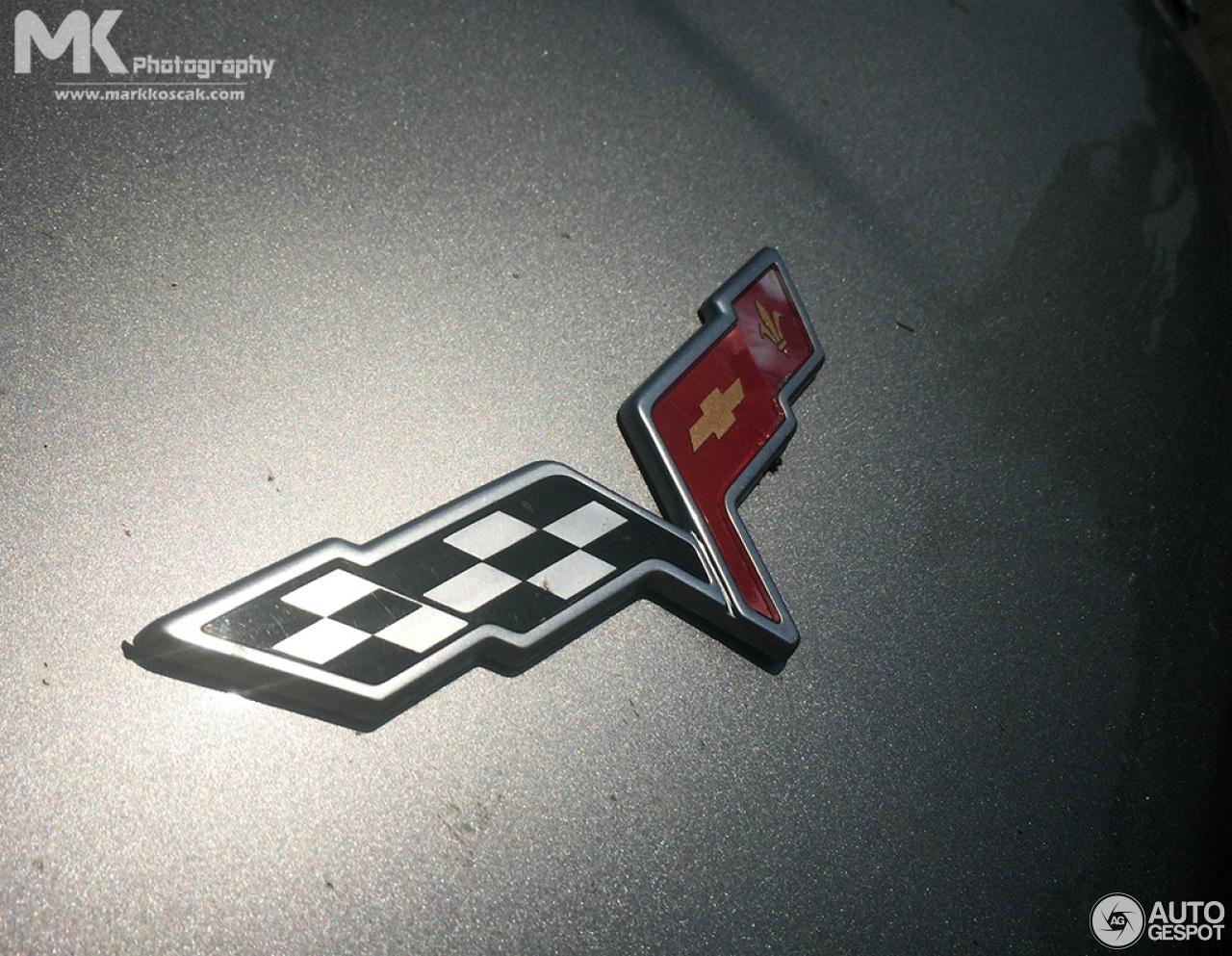 Chevrolet Corvette C6 2