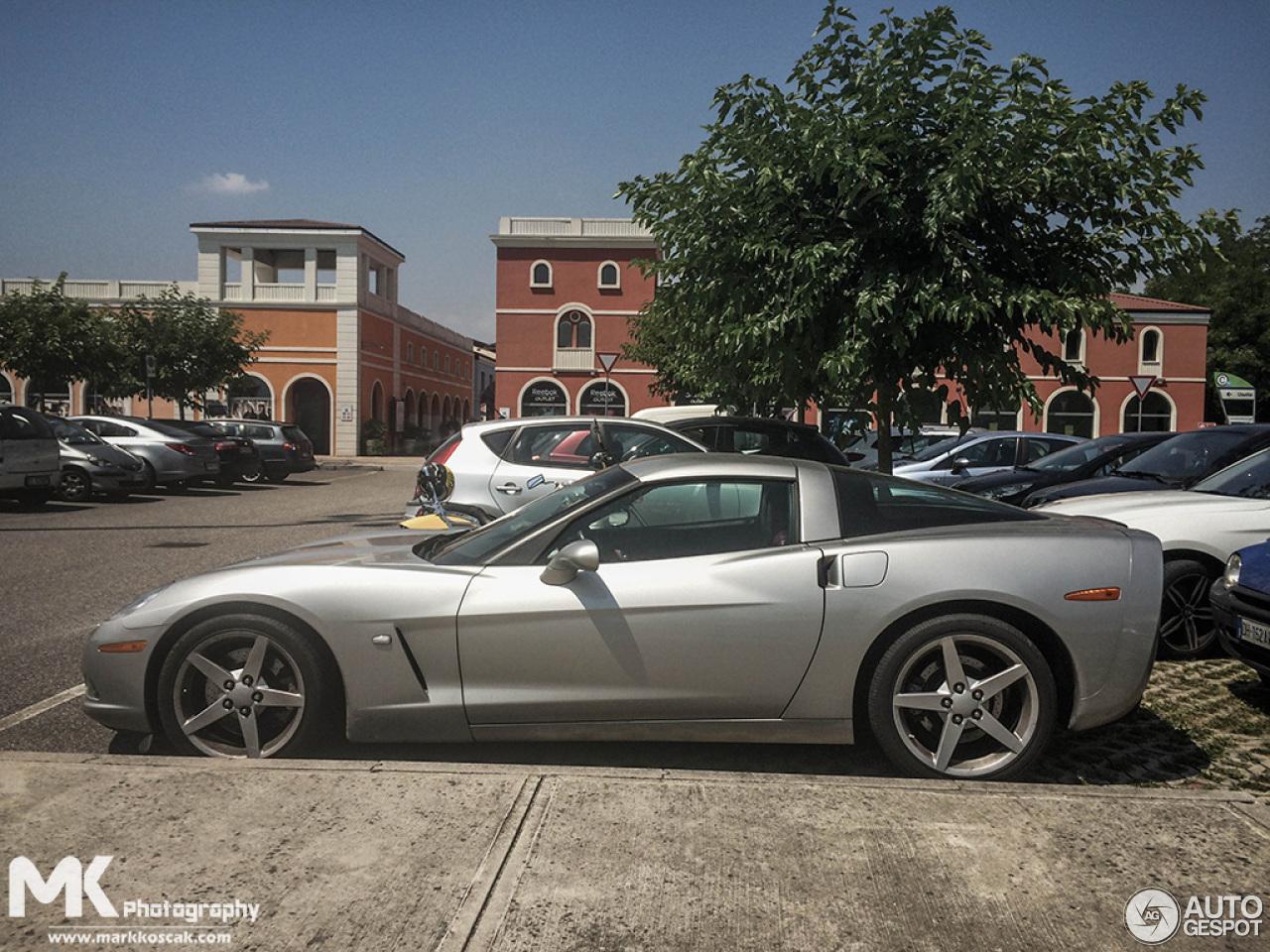 Chevrolet Corvette C6 4
