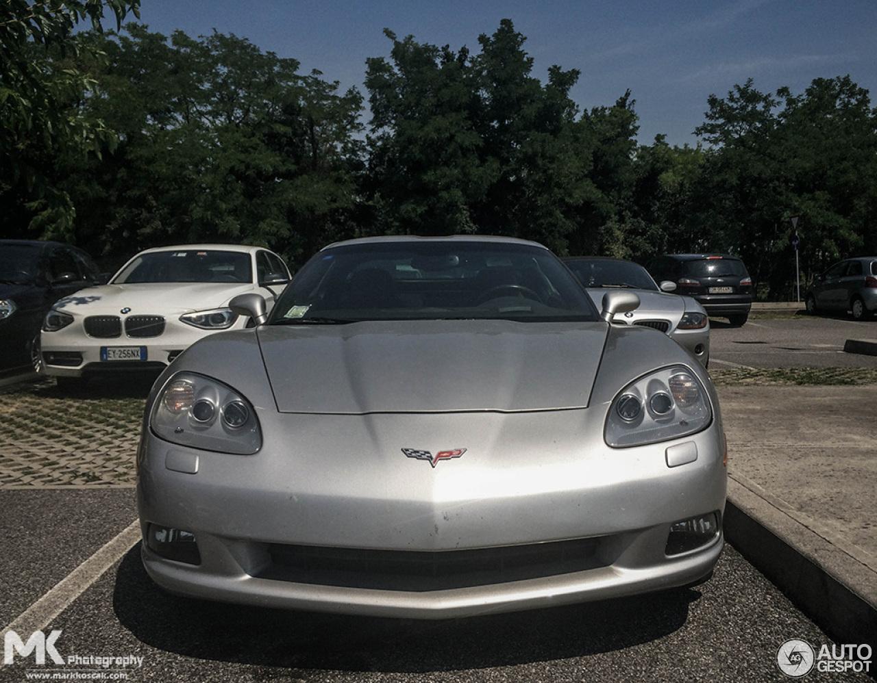 Chevrolet Corvette C6 5