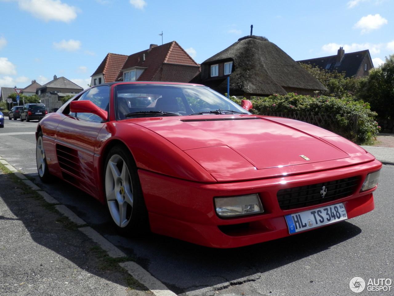 Ferrari 348 TS 1