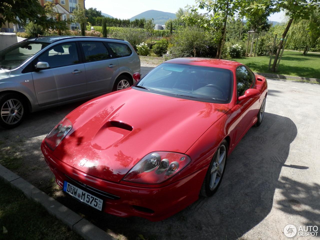 Ferrari 575 M Maranello 2