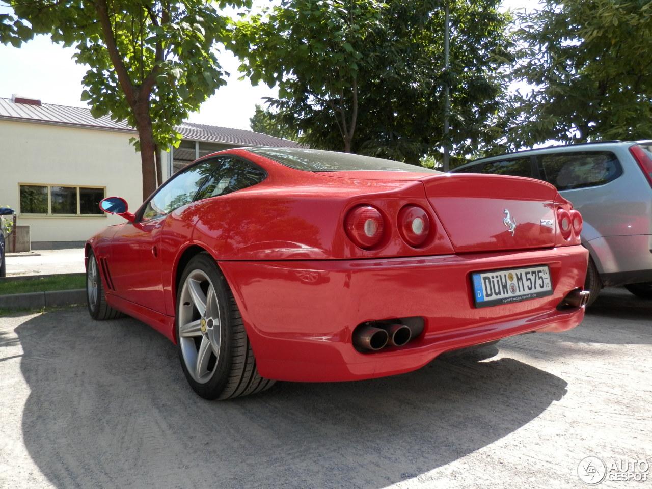 Ferrari 575 M Maranello 3