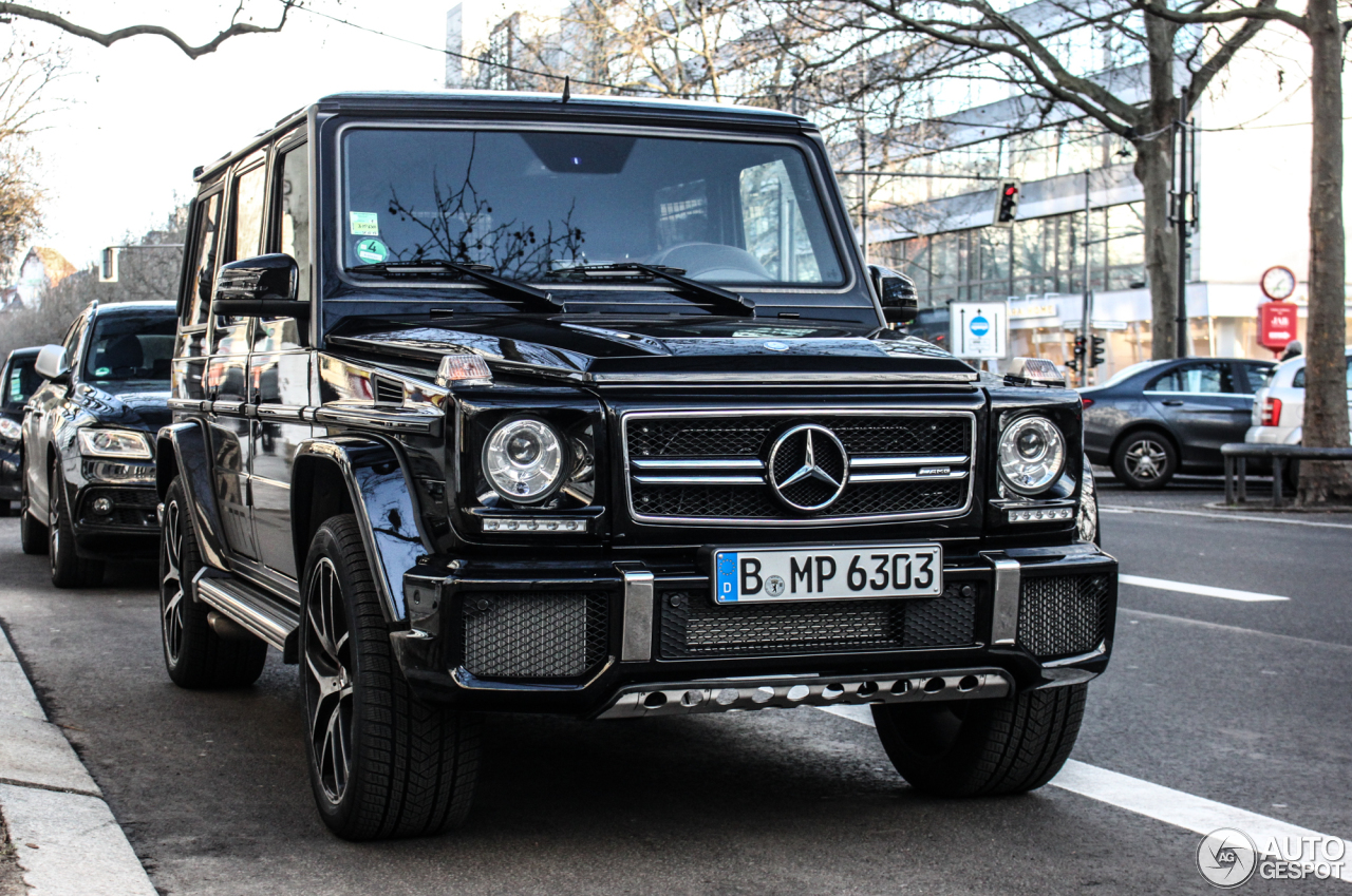 mercedes amg g 63 2016 edition 463 4 january 2016 autogespot. Black Bedroom Furniture Sets. Home Design Ideas
