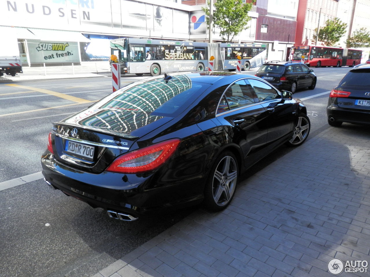 Mercedes benz cls 63 amg s c218 4 january 2016 autogespot for Mercedes benz cls sale