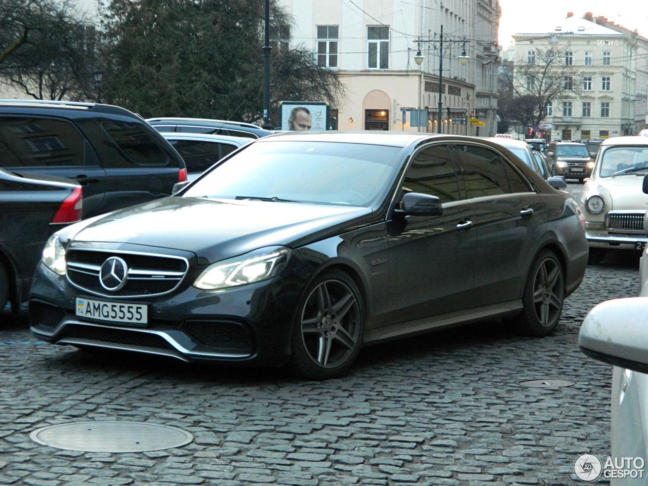 Mercedes Benz E 2017 Price >> Mercedes-Benz E 63 AMG W212 2013 - 5 January 2016 - Autogespot