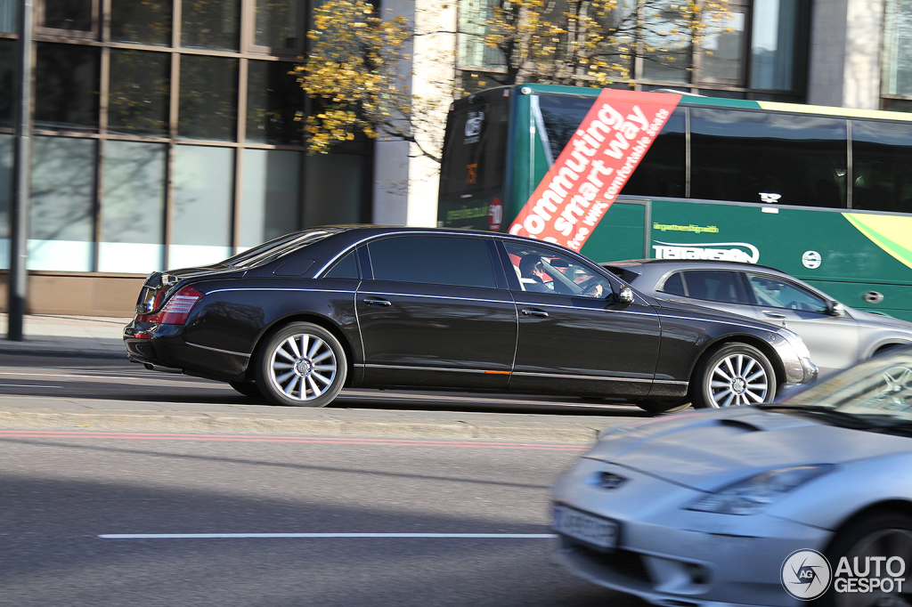 Maybach 62 S Zeppelin 3