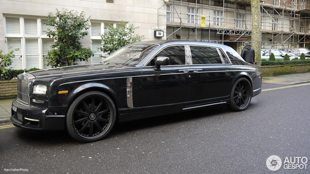Rolls Royce Phantom Ewb Series Ii Mansory Conquistador 6