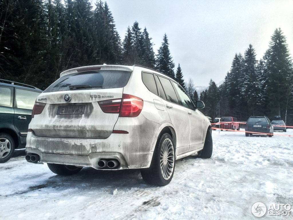 Alpina XD3 Biturbo 2015 - 7 January 2016 - Autogespot