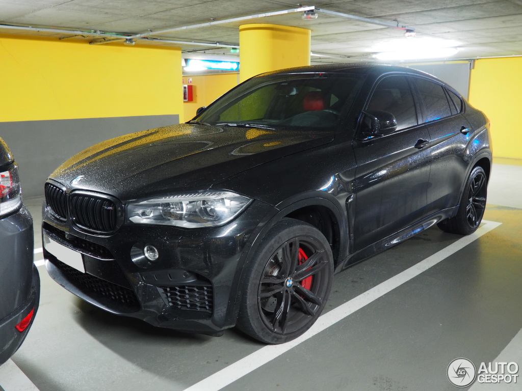 bmw x6 m f86 7 janvier 2016 autogespot. Black Bedroom Furniture Sets. Home Design Ideas
