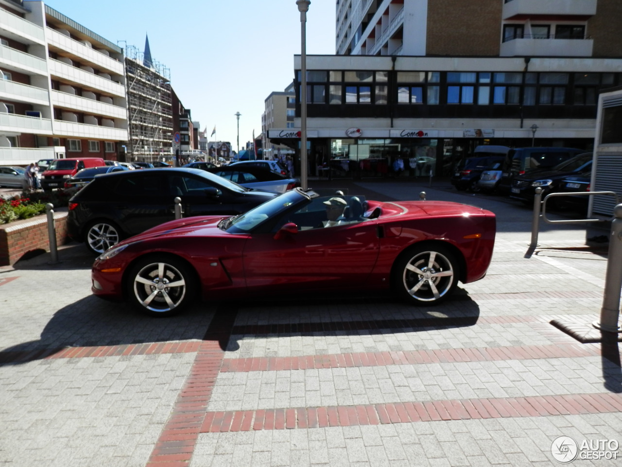 Chevrolet Corvette C6 Convertible 2