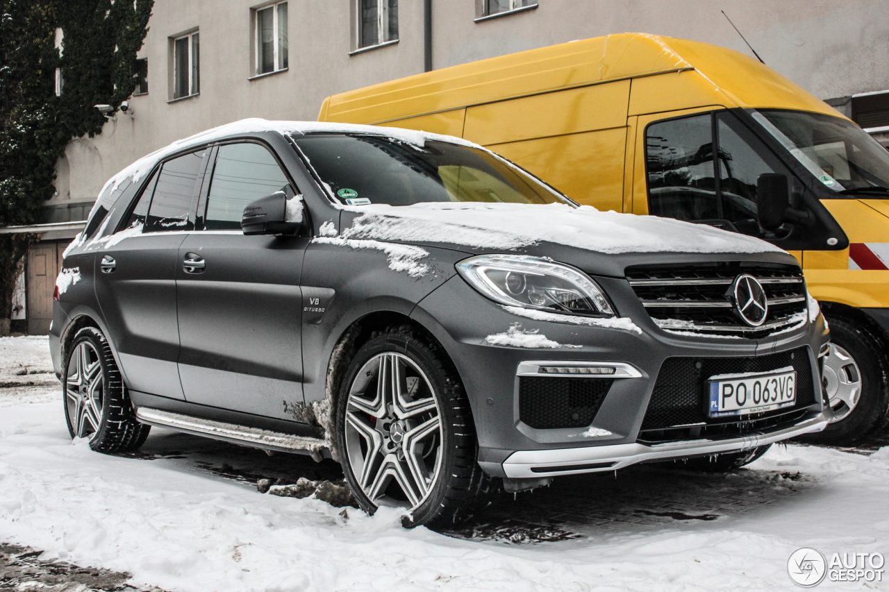 mercedes benz ml 63 amg w166 7 january 2016 autogespot. Black Bedroom Furniture Sets. Home Design Ideas