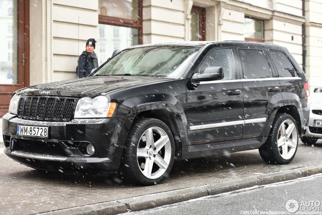 jeep grand cherokee srt 8 2005 8 january 2016 autogespot. Black Bedroom Furniture Sets. Home Design Ideas