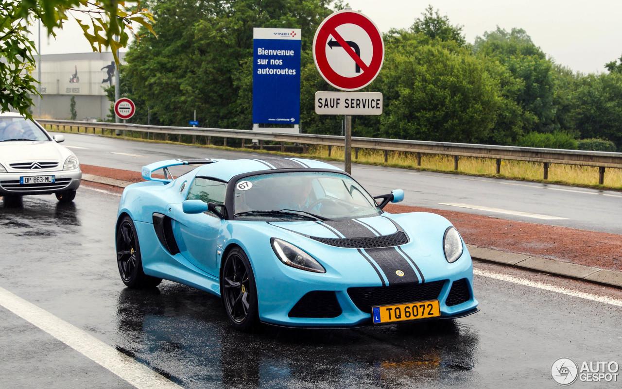 Lotus Exige S 2012 1