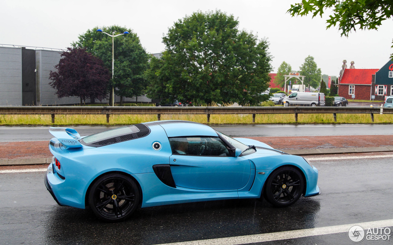 Lotus Exige S 2012 5