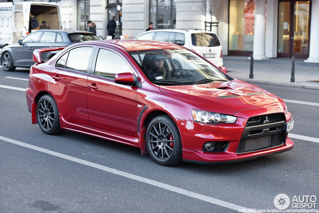 mitsubishi lancer evolution x gsr fq 360 8 january 2016 autogespot. Black Bedroom Furniture Sets. Home Design Ideas