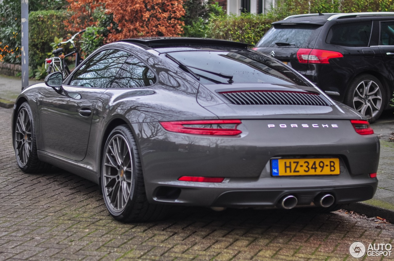 Porsche 991 Carrera S MkII  9 January 2016  Autogespot