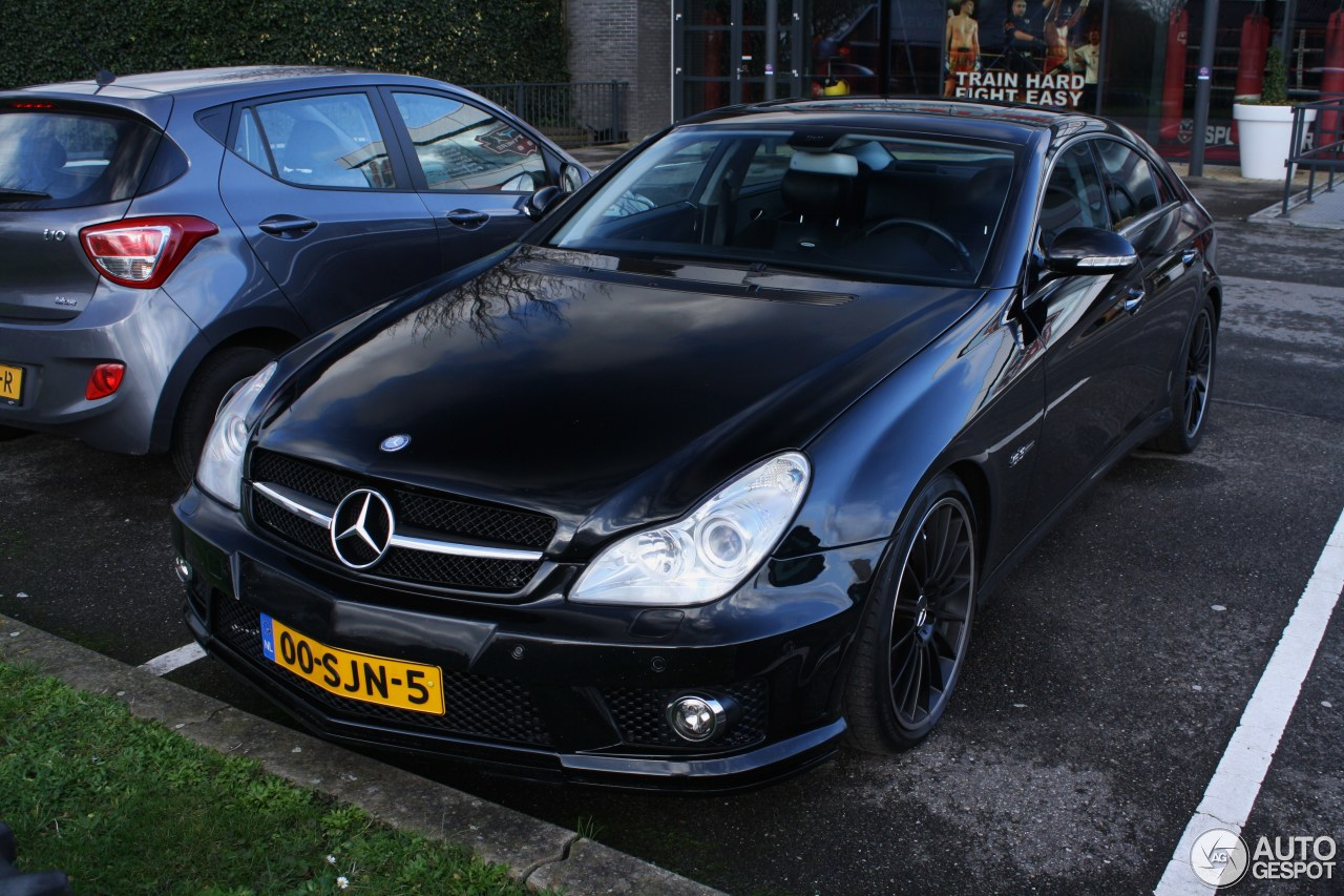 mercedes benz cls 63 amg c219 2008 10 january 2016 autogespot. Black Bedroom Furniture Sets. Home Design Ideas