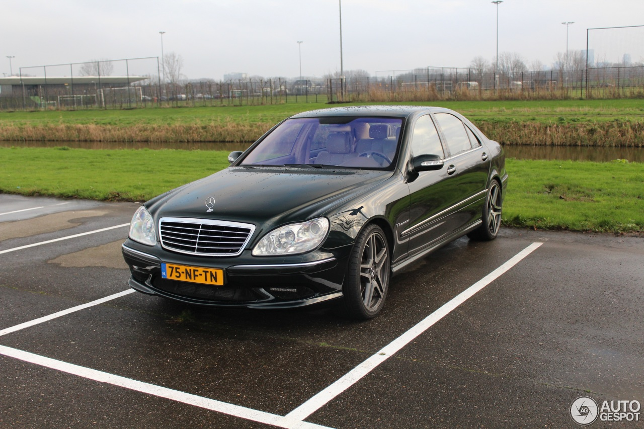 Mercedes benz s 55 amg w220 kompressor 10 january 2016 for Mercedes benz s 55 amg