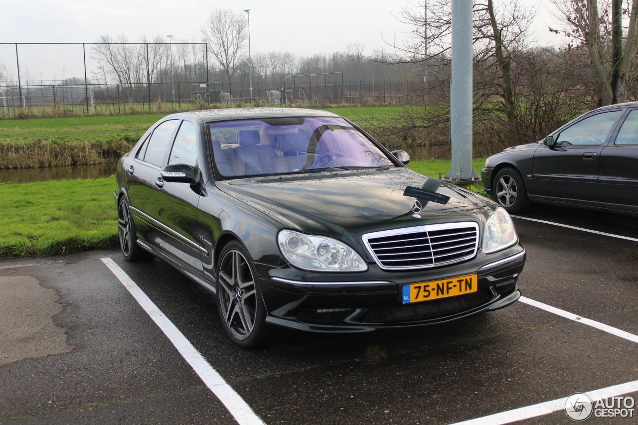 Mercedes benz s 55 amg w220 kompressor 10 januar 2016 for Mercedes benz s 55