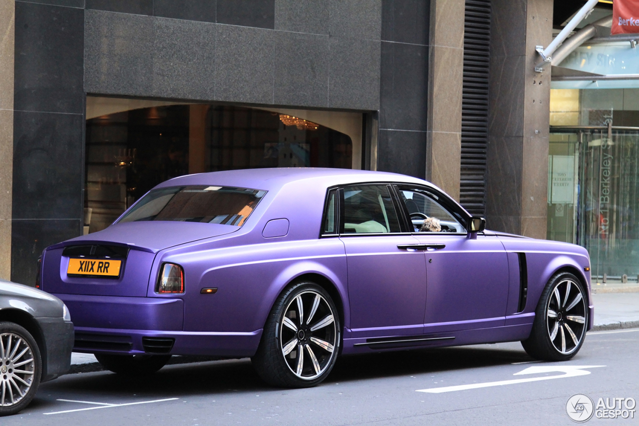 rolls royce phantom mansory conquistador   10 january 2016