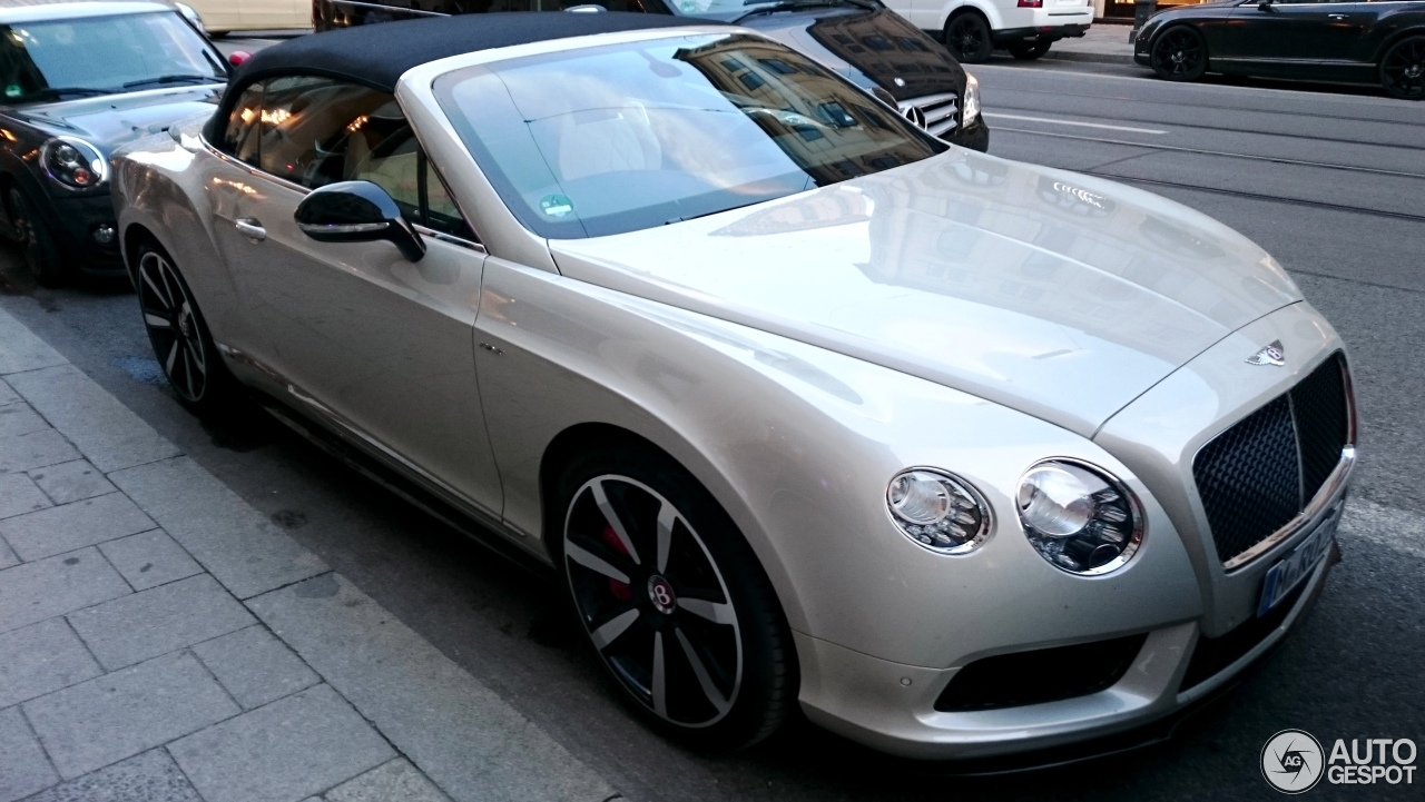 Bentley Continental GTC V8 S 2