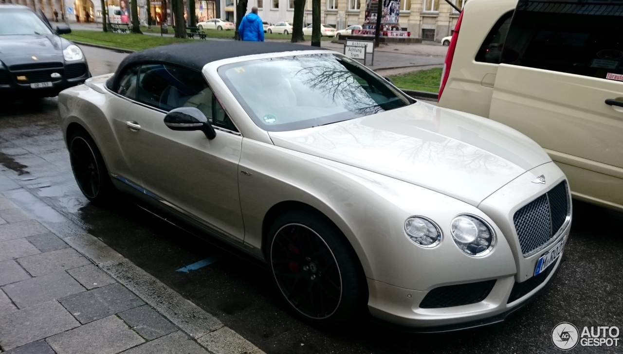 Bentley Continental GTC V8 S 3