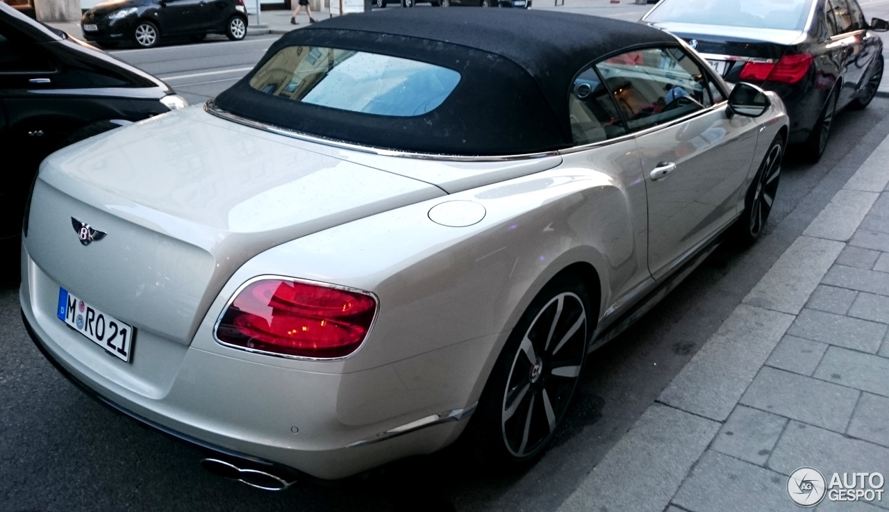 Bentley Continental GTC V8 S 6