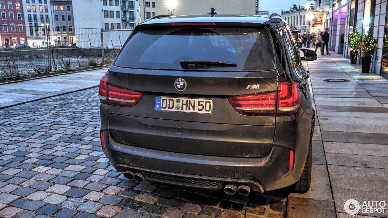 BMW X5 M F85  11 January 2016  Autogespot