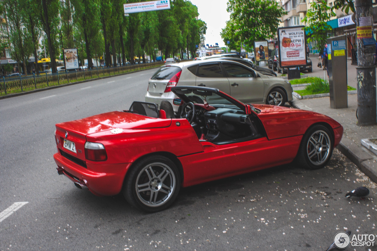 bmw z1 11 january 2016 autogespot. Black Bedroom Furniture Sets. Home Design Ideas