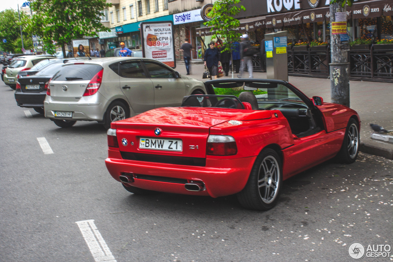 Bmw Z1 11 January 2016 Autogespot